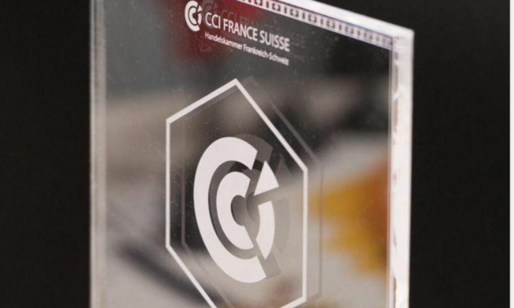 Évènement : 32ème édition des Trophées du commerce France Suisse