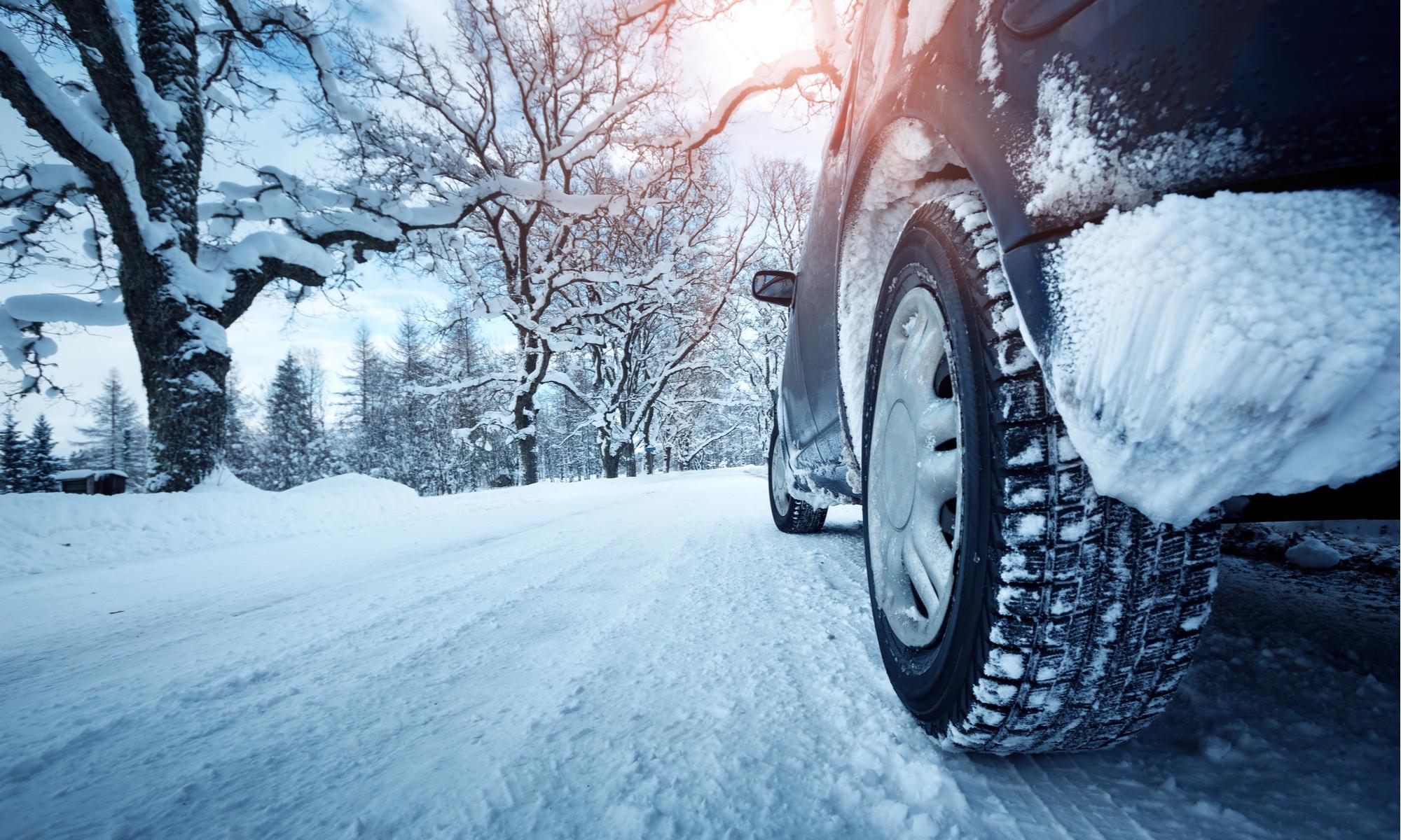 Pneus hiver : ce qui va changer dans un mois